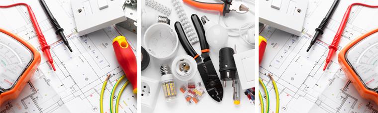 materiel electrique batterie éclairage de secours